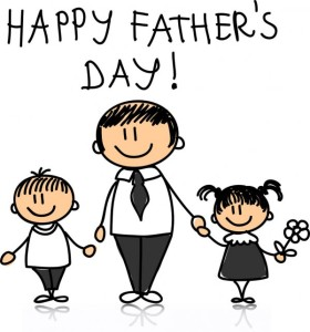 Best wishes to fathers