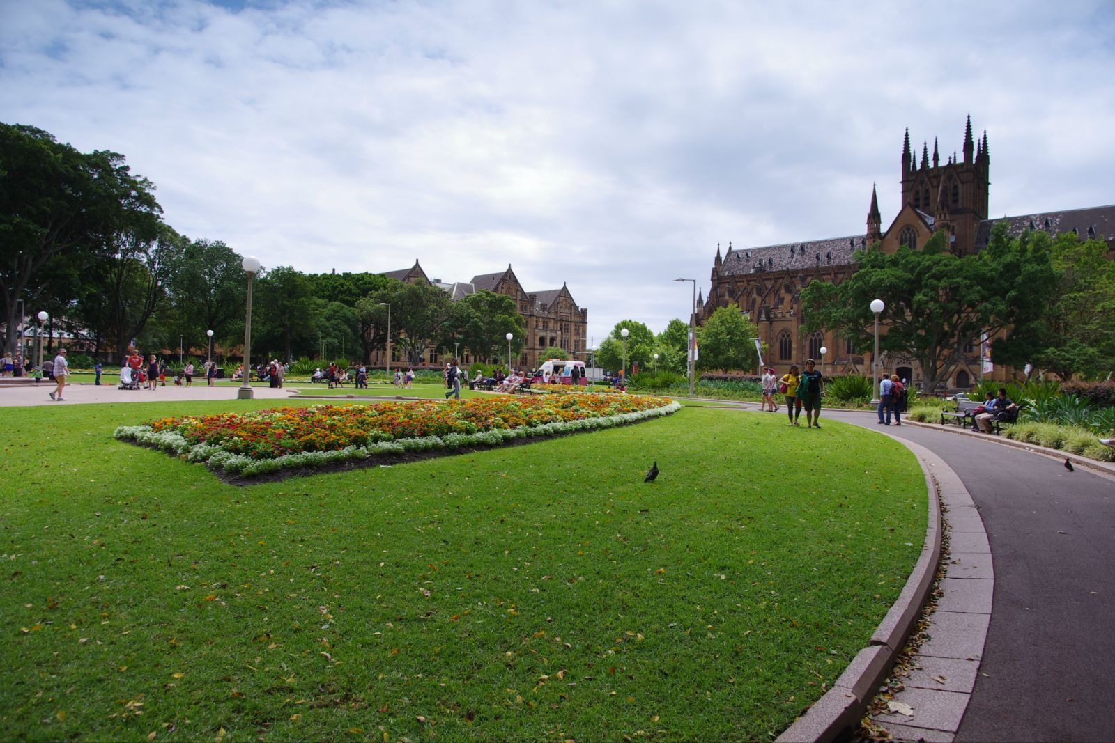 Sydney's oldest city park